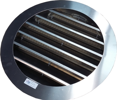 Grille circulaire