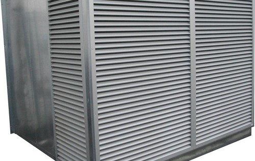 Grille Alu type EXT50A