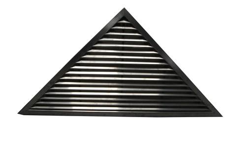 Grille de ventilation triangulaire
